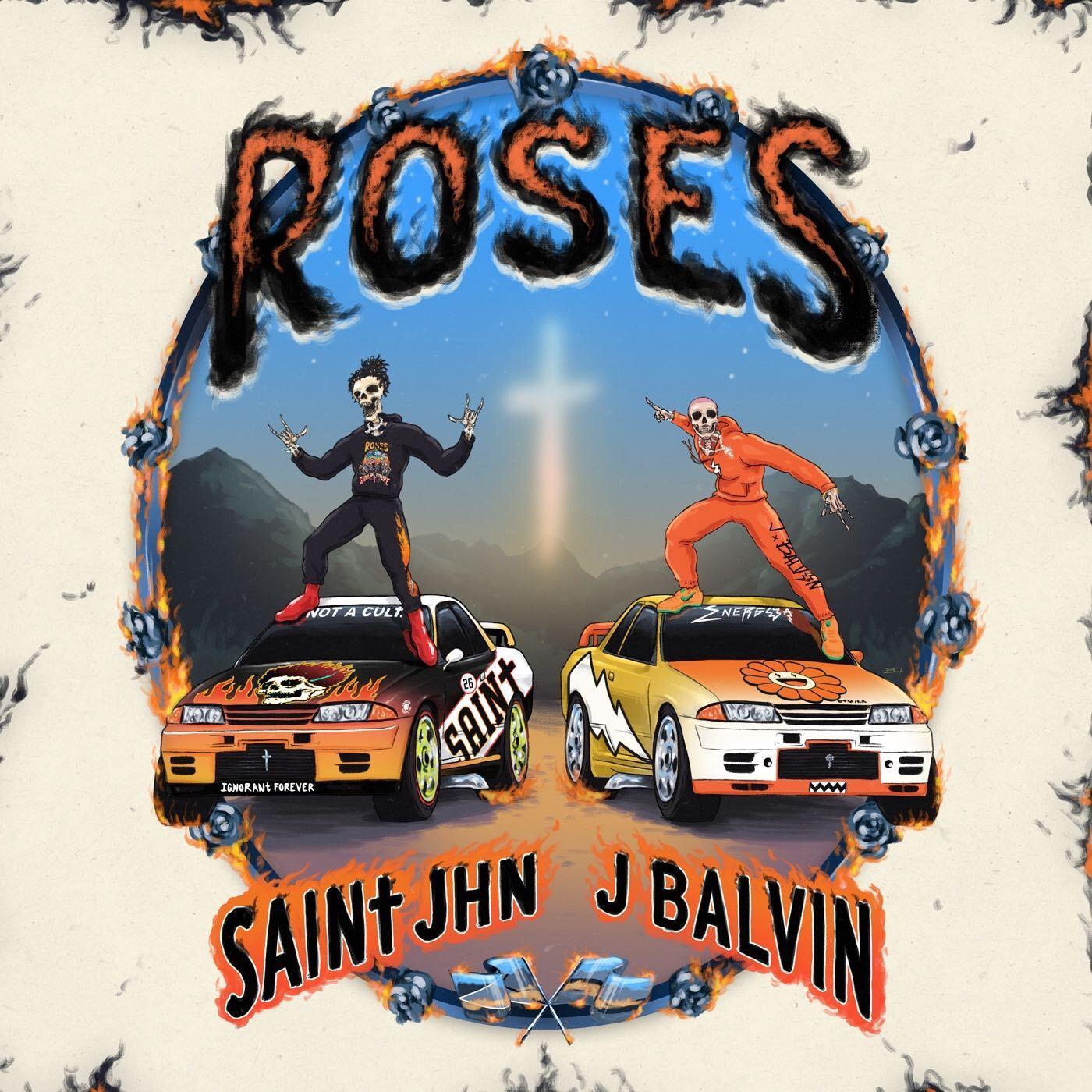 SAINt JHN J Balvin Roses