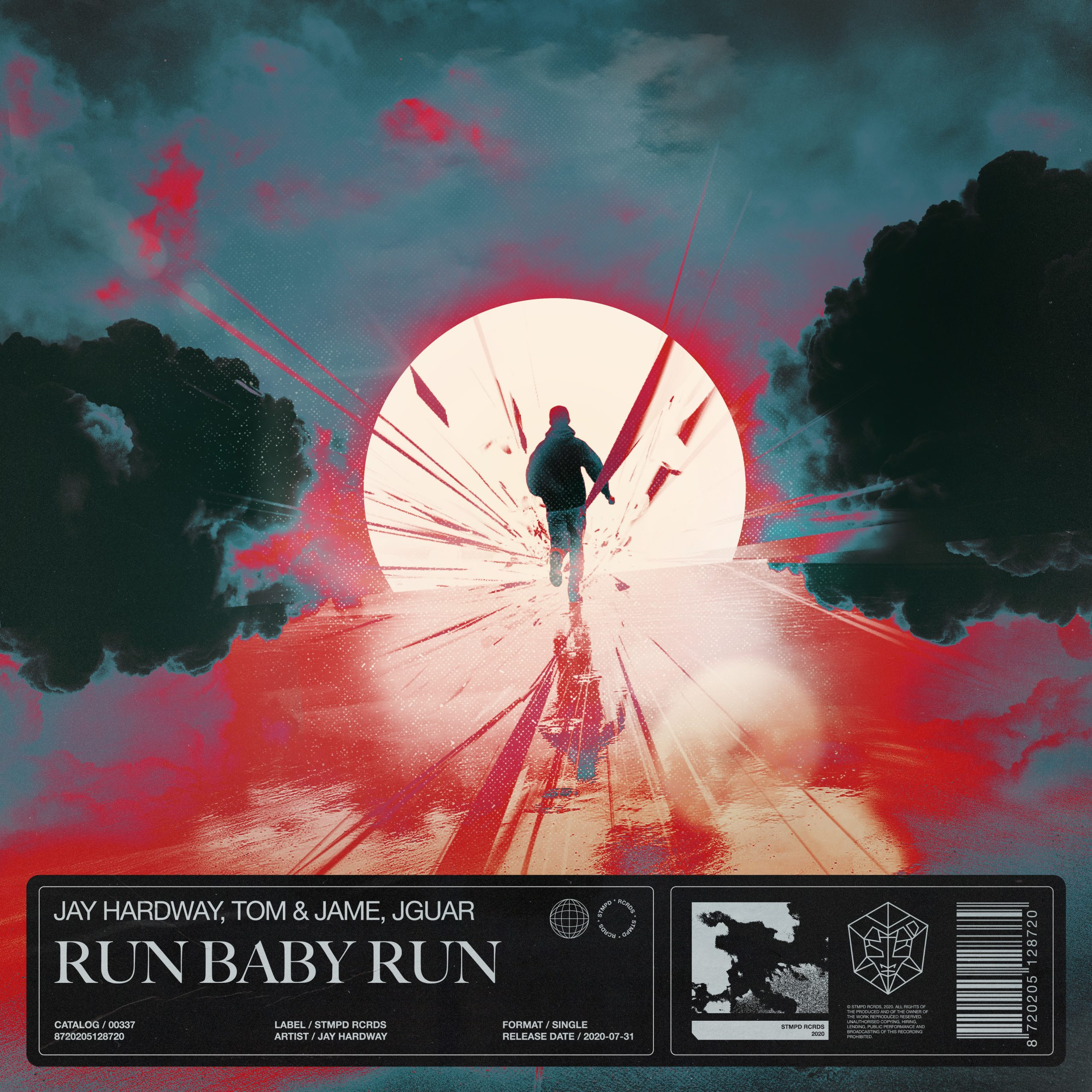 Jay Hardway Tom Jame Run Baby Run Featuring JGUAR