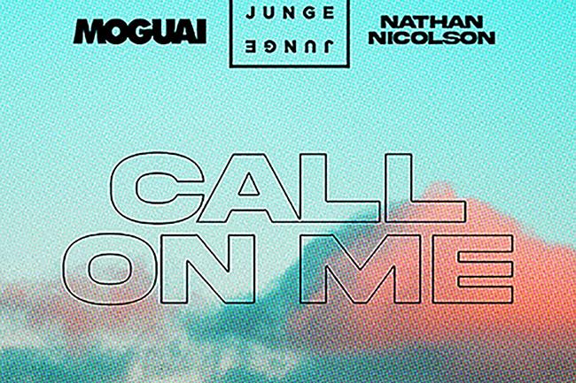 Junge Junge x MOGUAI x Nathan Nicholson - Call On Me